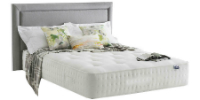 Silentnight-Princess-4000-Memory-Wool-Divan Mattress-20-100