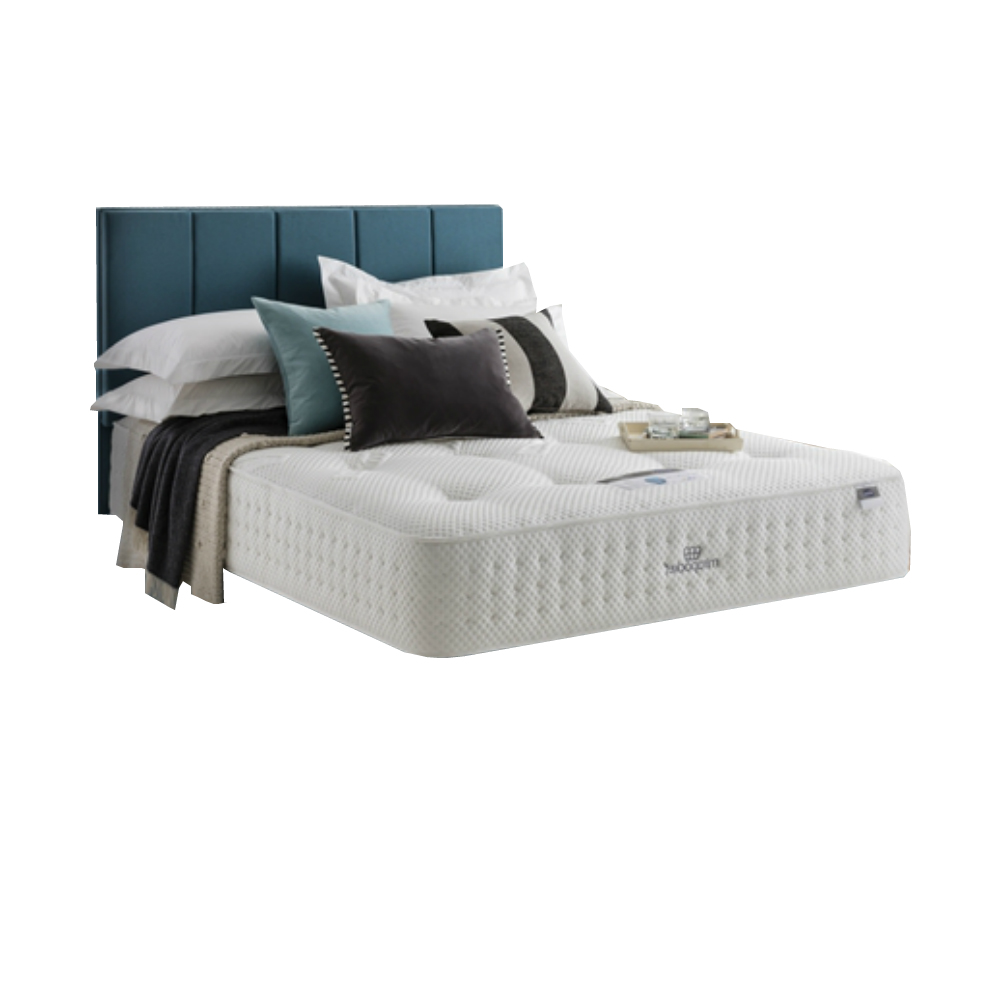 Silentnight Mirapocket 2000 Geltex Topaz Mattress